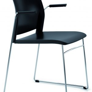 Polipropileno, sillas de pala